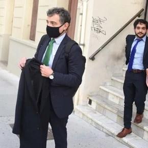 Interpol issued a red alert for the international arrest of Fabián Rodríguez Simón