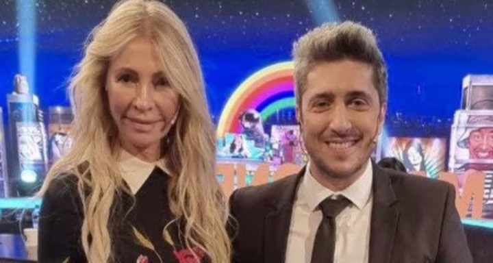 A few weeks ago, Cris Morena was the protagonist of a controversy that went viral on networks.