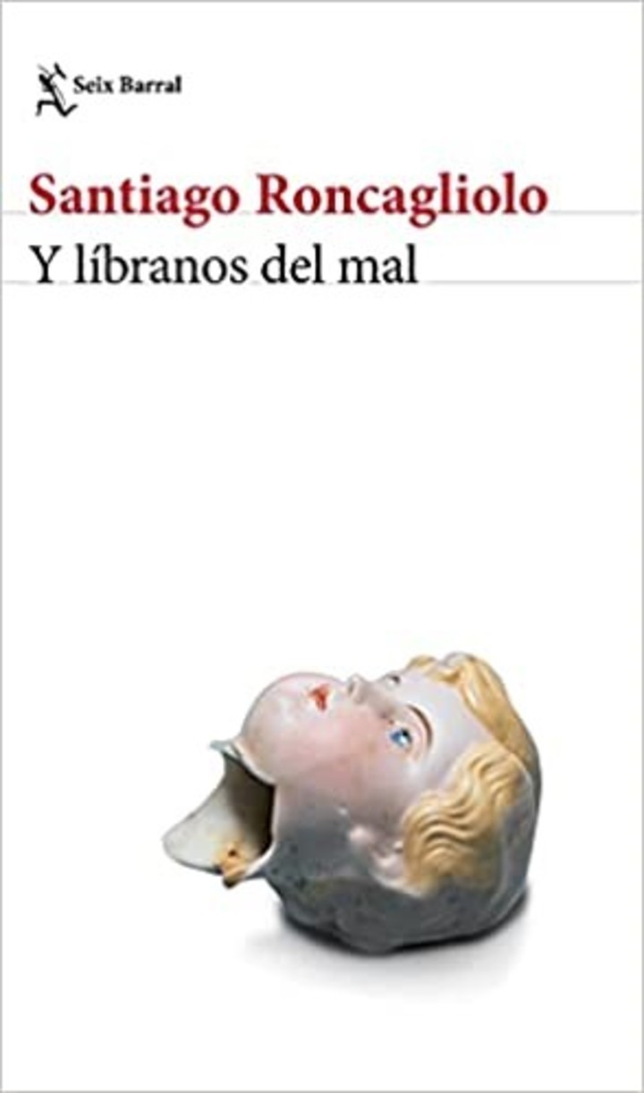 And deliver us from evil.  The novel by Santiago Roncagliolo that is not sold in Sanborns.