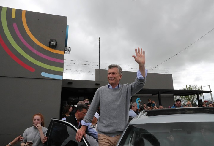 Former president Mauricio Macri embodies the toughest sector along with Patricia Bullrich within the PRO.
