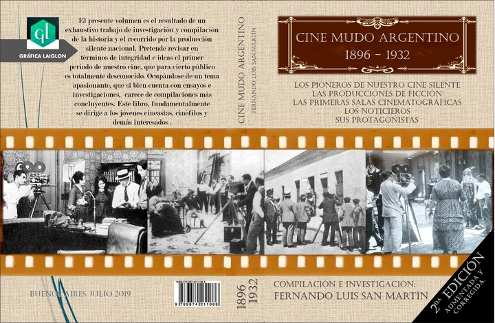 Researcher Fernando San Martín's book reveals details of the story