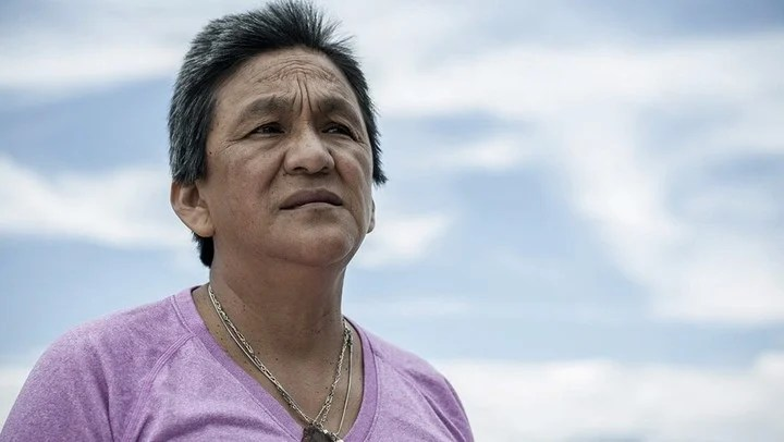 Milagro Sala received a sentence of 3 and a half years in prison.  Photo: Télam