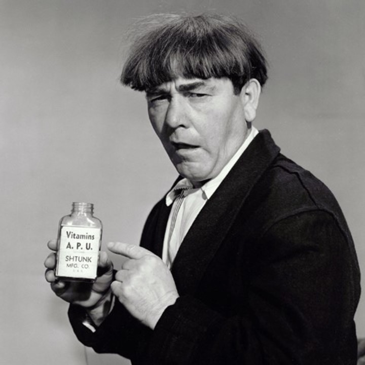 Off screen, Moe Howard was personable, supportive, and very family-oriented.