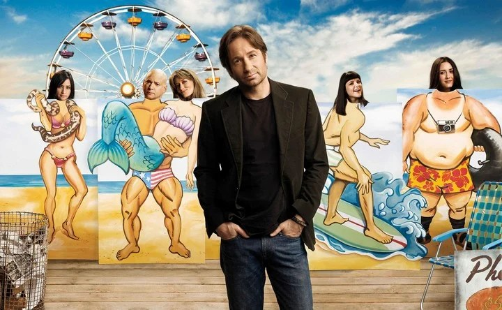 """""""Californication"""", a 2007 series that does not lose its validity."""