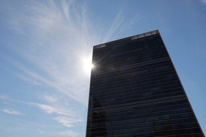 The headquarters of the UN General Secretariat in New York.  Photo: Reuters