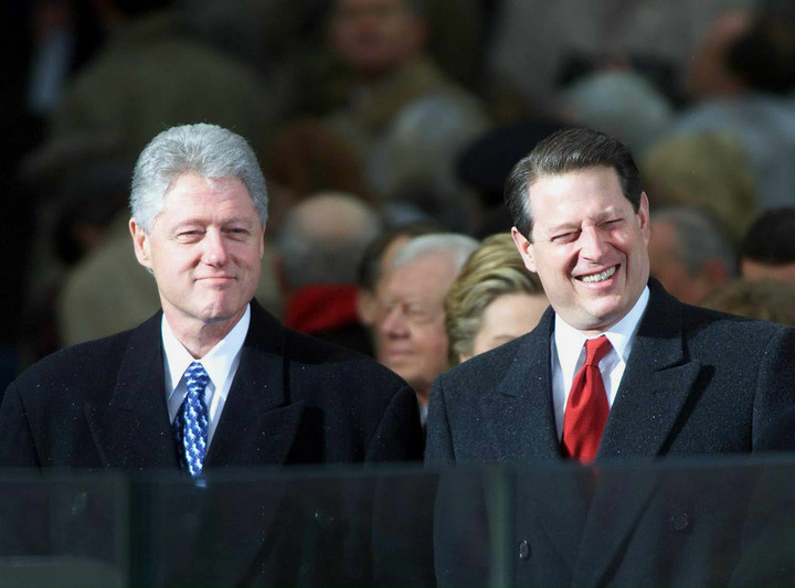 Ron Klain has worked with former President Bill Clinton and his vice Al Gore.  Photo: AFP