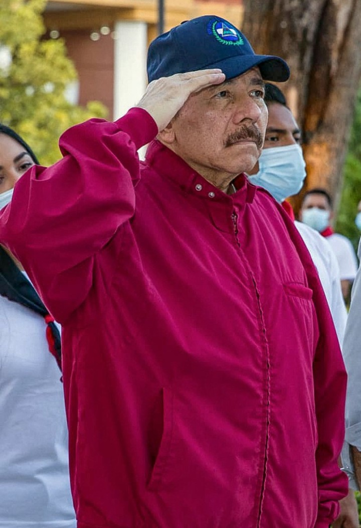 Daniel Ortega imprisons opponents and journalists.  Photo Presidency of Nicaragua