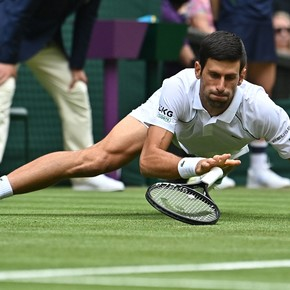 Wimbledon 2021: the grass, that indomitable rival that makes you feel permanent instability and does not forgive even the best