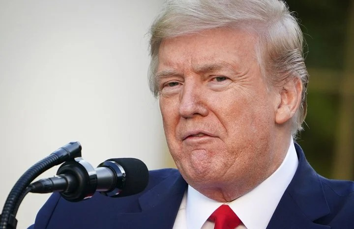 Donald Trump, former US president AFP Photo
