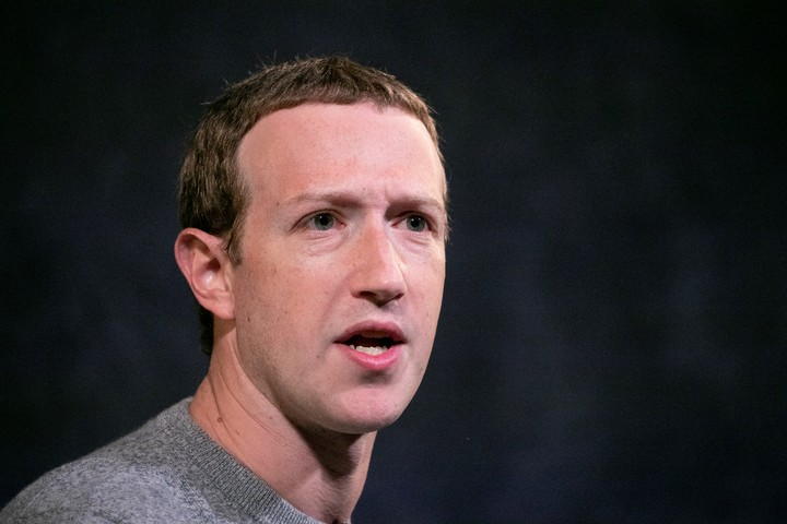 Mark Zuckerberg is confident that augmented reality glasses will be a fundamental part of his metaverse.  Photo: AP.