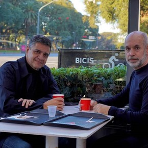 Jorge Macri got off the PASO and clears the way to Santilli in the internal of the Province