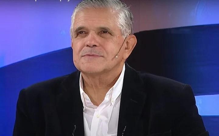 Ricardo López Murphy, candidate for deputy.