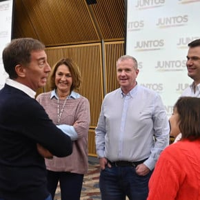 Diego Santilli and Facundo Manes confirmed their candidates and sparks will be drawn in the interior of the Province