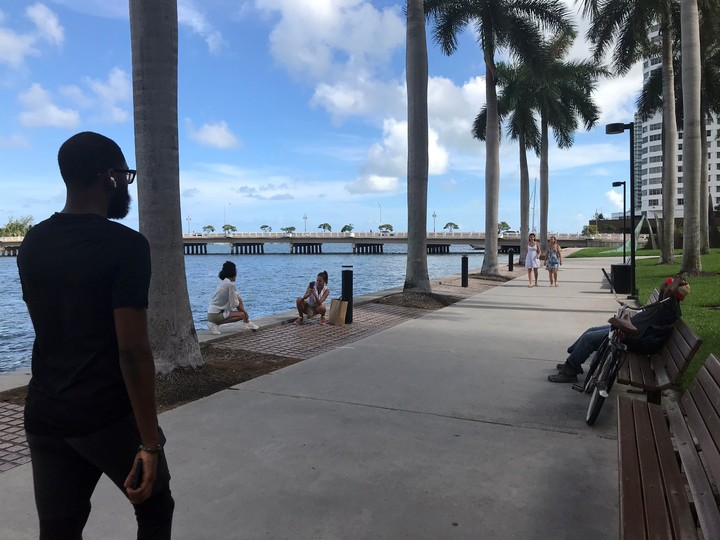 Miami, a symbol of Florida tourism.  Photo: EFE