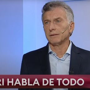 """Mauricio Macri spoke of the scandal over the celebrations in Olivos: """"With the photo, Alberto Fernández hit rock bottom"""""""