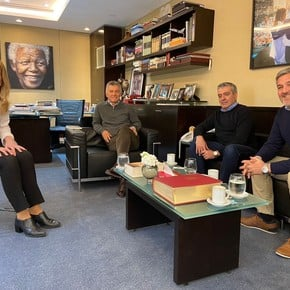 Mauricio Macri joined the internship of Together for the Change of Tucumán and travels to Santa Fe to support his candidate
