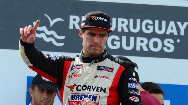 Matías Rossi se impuso por segunda carrera consecutiva en el TC. (Tony Bosco)