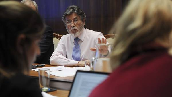 Alberto Abad, titular de la AFIP. Foto: Luciana Granovsky/Télam