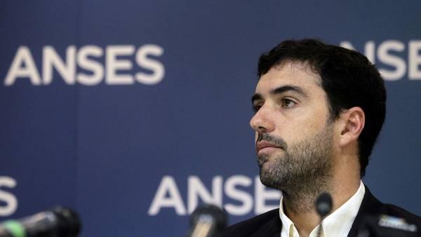 Emilio Basavilbaso, director ejecutivo de la ANSeS. Foto DYN