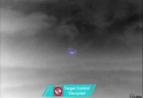 El ayo anti-dron AUDS es capaz de detectar potenciales peligros aéreos en un radio de 10 kilómetros de distancia. (Foto: @skytangoteam)