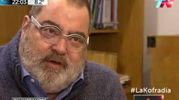 Entrevista al periodista Jorge Lanata