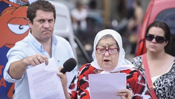 La titular de Madres le escribió a CFK.