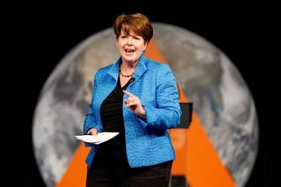 """Mary Shelman, eExdirectora Agronegocios Harvard. """"Los jóvenes están más preocupados que nadie sobre si los alimentos son sanos o si se producen cuidando al ambiente y a los trabajadores"""""""
