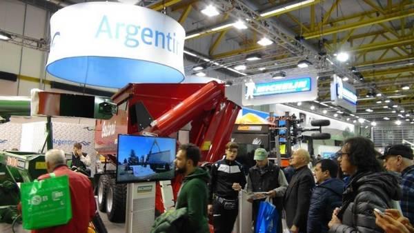 Los fabricantes argentinos contaron con stand propio en una de las muestras más importantes de Europa.
