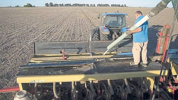La fertilización fue uno de los rubros que más sufrió. Los planteos de alta tecnología pasaron del 46% del total al 30%.