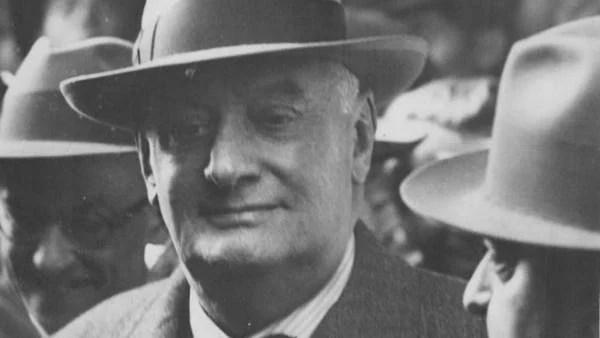 En 1941. Hacia el final de su vida, Alvear mostró desencanto frente a su círculo social, por las responsabilidades que, a su juicio, le cabían en los rumbos que había tomado la Argentina | AGN