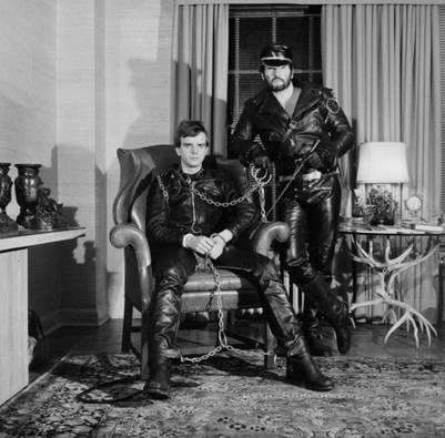 """Las fotos más influyentes de la historia, según la revista """"Time"""". Robert Mapplethorpe, 1979."""