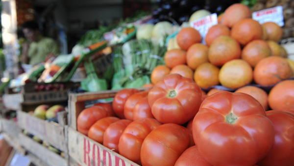 Las verduras están entre lo que más aumentó desde diciembre. FOTO JUAN MANUEL FOGLIA - juan manuel foglia