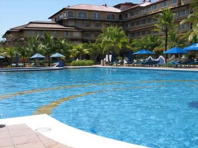 El hotel Panamá Meilá Canal.