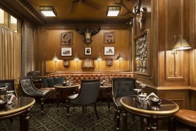 Bar Hemingway del RItz París.