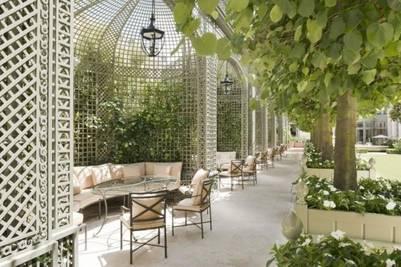 Grand Jardin del Ritz París.