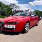 2010 Alfa Romeo 159 Tbi Ti 7 999