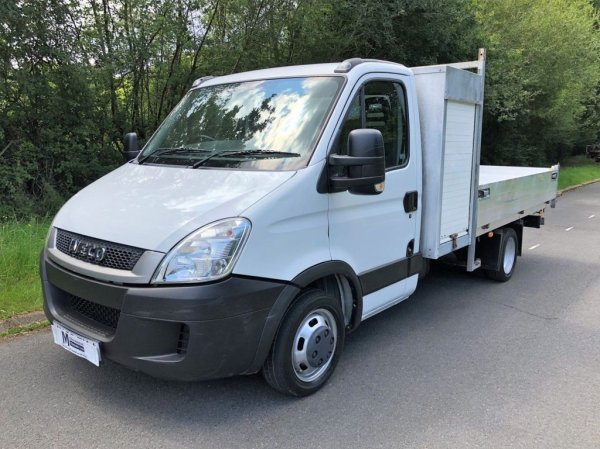2010 Iveco Daily 35c13 £9,950