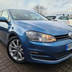 2014 Volkswagen Golf Gt Tdi Bluemotion Technology