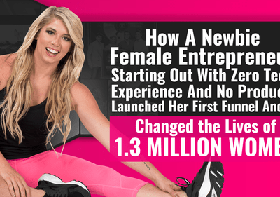 How a flat-broke newbie built an online EMPIRE!