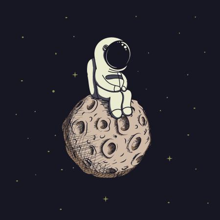 Hey, Astronauta!