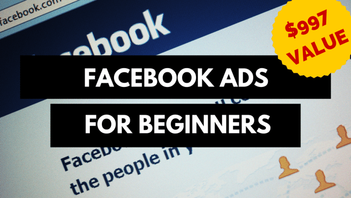 Facebook Ads For Beginners