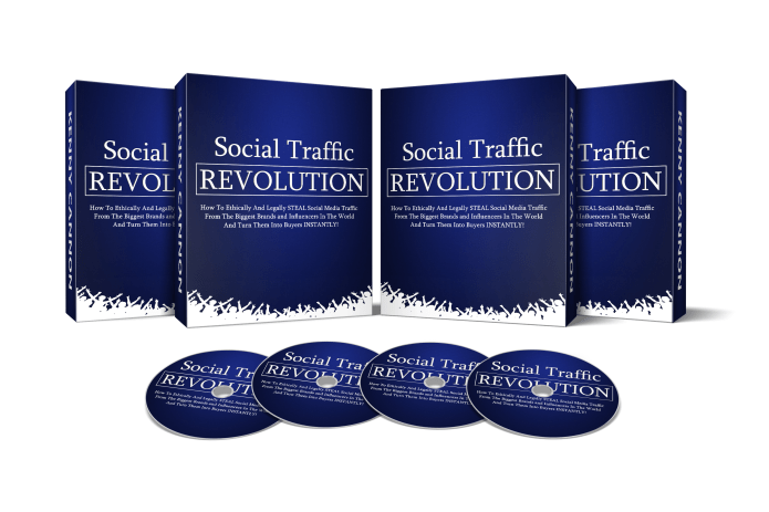Social Traffic Revolution - WSO Downloads 5