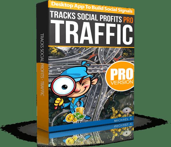 Tracks Social Profits Pro TRAFFIC