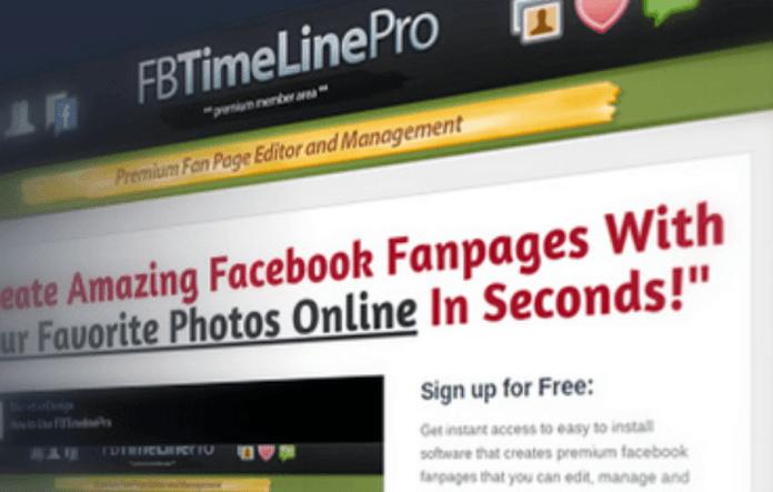 Facebook Timeline Pro