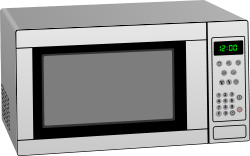 microwave oven clipart images free