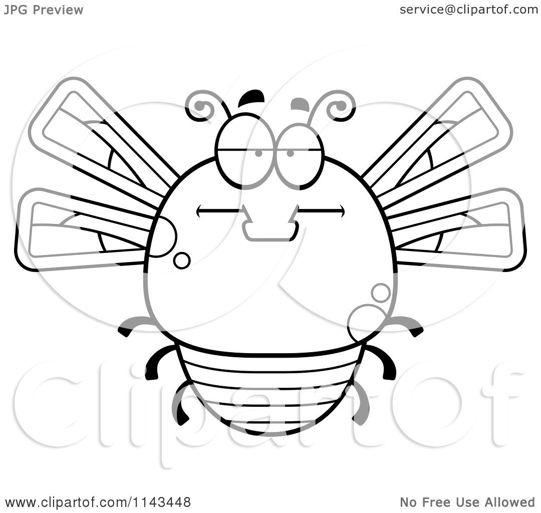 Free Coloring Pages Of Dragonfly Designs