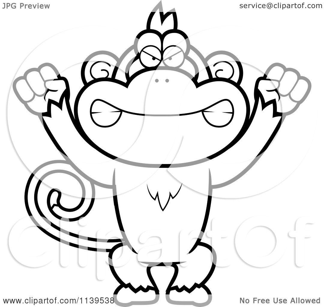 Baboon Clipart