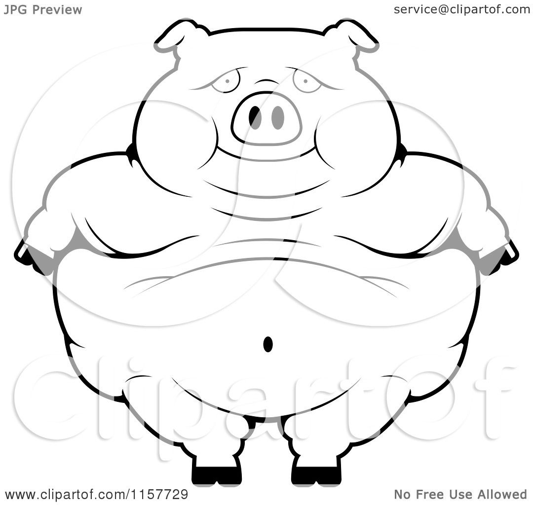 Large Pig Harness