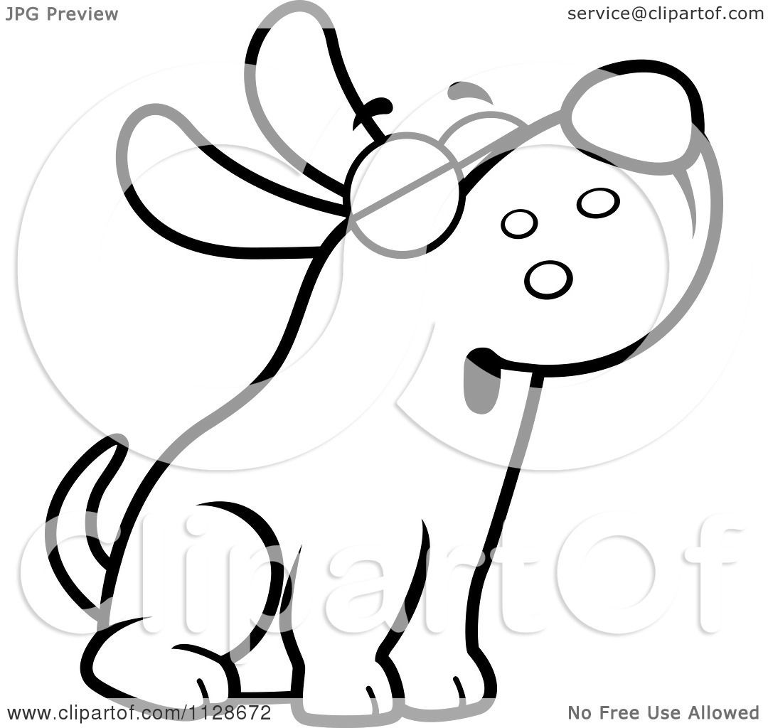 Images About Dog Outlines