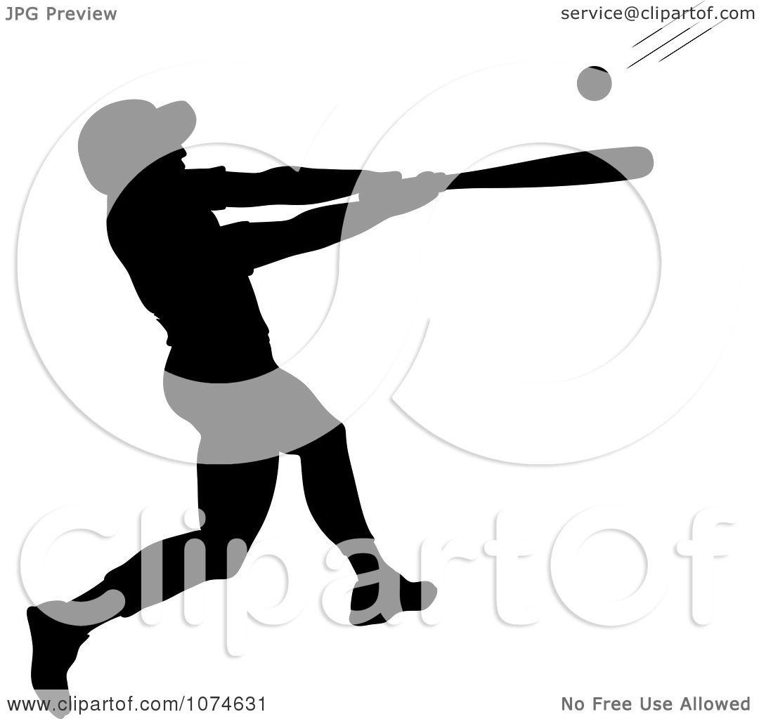 Baseball Batter Clipart